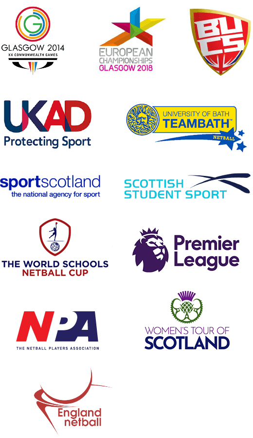 Organisations that Sarah Gandon has provided Anti-Doping, Coaching, Event Management and Performance services for
